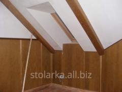 Soffitti di legno