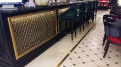 Banconi di bar di casa