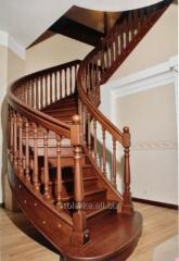 Spiral staircases for the house