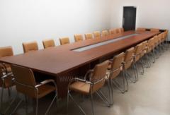 Arredamento per gli incontri, trattative