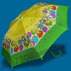 Зонт детский, трость Zest механический 1