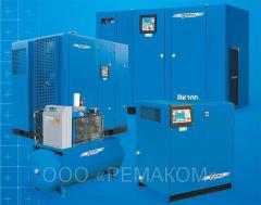 Repair of the REMEZA (REMEZA) compressors