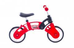 Велосипед 2014, бело-розовый
