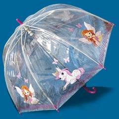 Зонт детский трость Zest, Механика