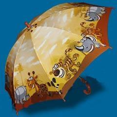 Зонт детский, трость Zest механический 3