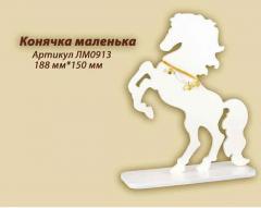 Decorative figure Horse small. SYMBOL of 2014.
