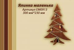 Декоративная фигура Елка маленькая. Новинка 2013/2014 года.