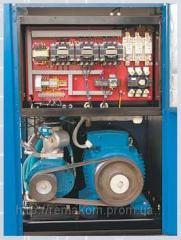 Винтовой компрессор ВК25 Remeza 18.5 кВт 2100-3000 лит.мин.