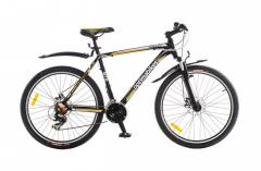 Велосипед OptimaBikes Amulet 2014, красный