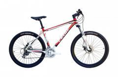 "Велосипед Leon XC PRO 2015, рама 18"" чёрно-красный"