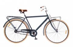 """Велосипед Dorozhnik Comfort Male 2016, рама 20"""" черный м 1"""
