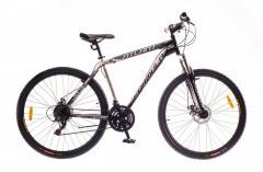 """Велосипед Formula Atlant 2015, рама 20"""" чёрно-белый"""