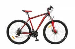 """Велосипед Formula Atlant 2016, рама 20"""" чёрно-красный"""