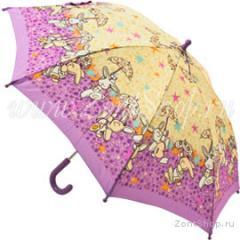 Зонт детский, трость Zest механический 5