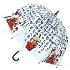 Зонт детский прозрачный трость Zest Механический 3