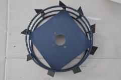 Gruntozatsepa diameter are 380 mm (steam)