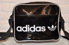 Sports, Adidas daily bag, model tablet, varnish.