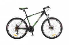 Велосипед OptimaBikes Battle 2014, черно-красный