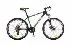 Велосипед OptimaBikes Battle 2014, чёрно-белый