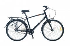 "Велосипед Leon SOLARIS MAN 2014, рама 17"" черн."