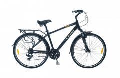 """Велосипед Leon TRAVEL 2014, рама 18"""" черн."""