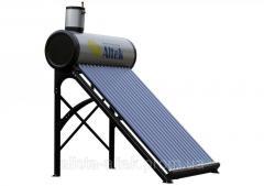 Heliosystem: Solar collector thermosiphon Altek