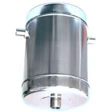 Accumulative tank from stainless steel