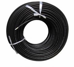Cable for solar systems (10 mm black)