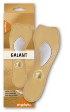 """Insoles for support of a leg of """"Galan"""