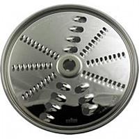 Диск-терка крупная для кухонного комбайна Braun 63210633
