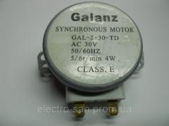 Мотор вращения поддона микроволновки Galanz