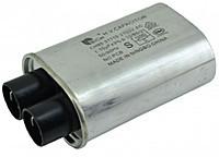 Высоковольтный конденсатор 1.00uF 2100V для микроволновки Bosch