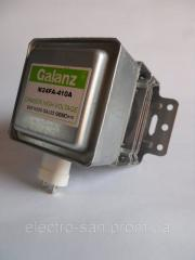 The magnetron for the Galanz M24FA-410A microwave