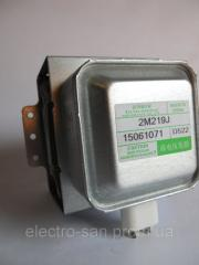 The magnetron for the Witol 2M219J microwave oven