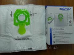 Мешки для мусора пылесоса Zelmer ZVCA200B