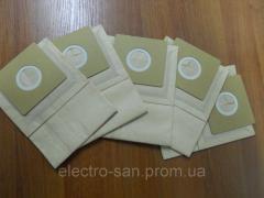 Мешки одноразовые для мусора пылесоса Scarlett