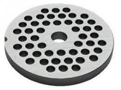 Решетка (сито) крупная для мясорубки Braun 8.2 мм 67000909
