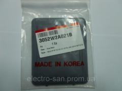 Пластиковая заглушка для СВЧ-печи LG 3052W2A021B