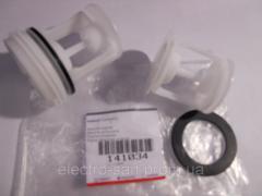 Комплект фильтр насоса стиральной машины Indesit C00141034