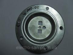 Flange for D=134 mm boiler