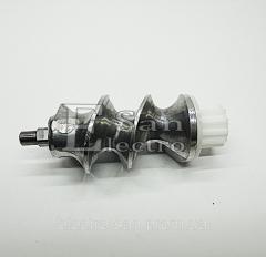 Шнек для мясорубки Bosch MFW3520W (2-но стор. нож)