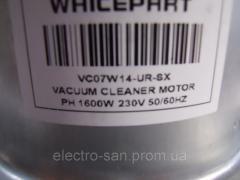 Электромотор для пылесоса 1600 Wt VC07w14-UR-SX