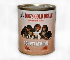 Корм для собак DOG'S GOLD DREAM Ассорти мясное