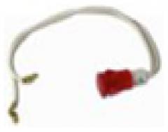 Лампа сигнальная с красным колпачком для бойлера, 182, 182