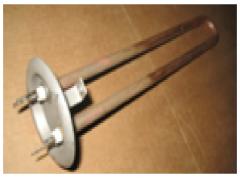 Тен  700 W фланец d63, резьба под анод М4, медь. , М6307 TW