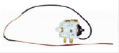 Термостат защитный капилярный, с кнопкой, 95*С, 20А, 0,75м, двухполюсный. Cotherm, France Atlantic 1702900421, ET 302002 T Atl