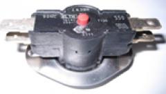 Термостат защитный, 90*С, 16А, с кнопкой, для Gorenje. ELTH Luxemburg, 146