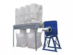 Aspiration intra shop BM5000 installation - BM9000