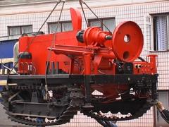 Spare parts to SBU-100 drilling rigs