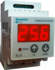 Dynamics Electric TL-3 temperature regulator